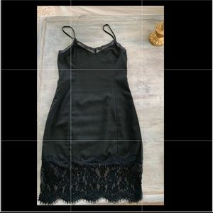 Little black dress Zara